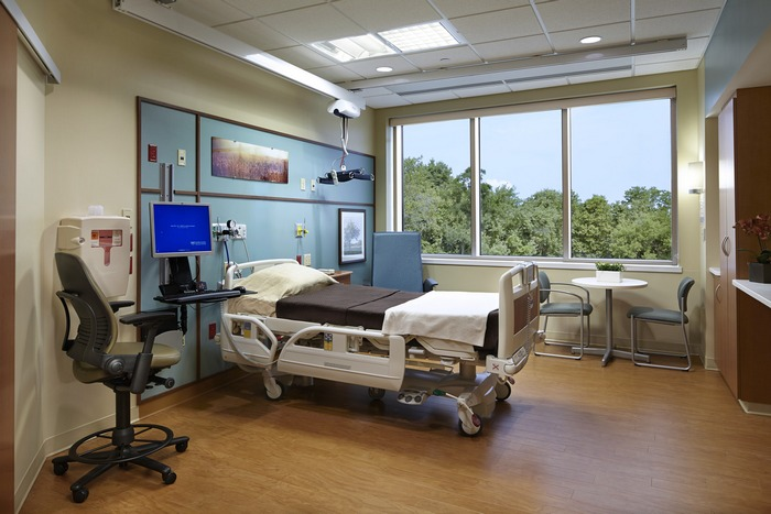 mayo clinic rooms